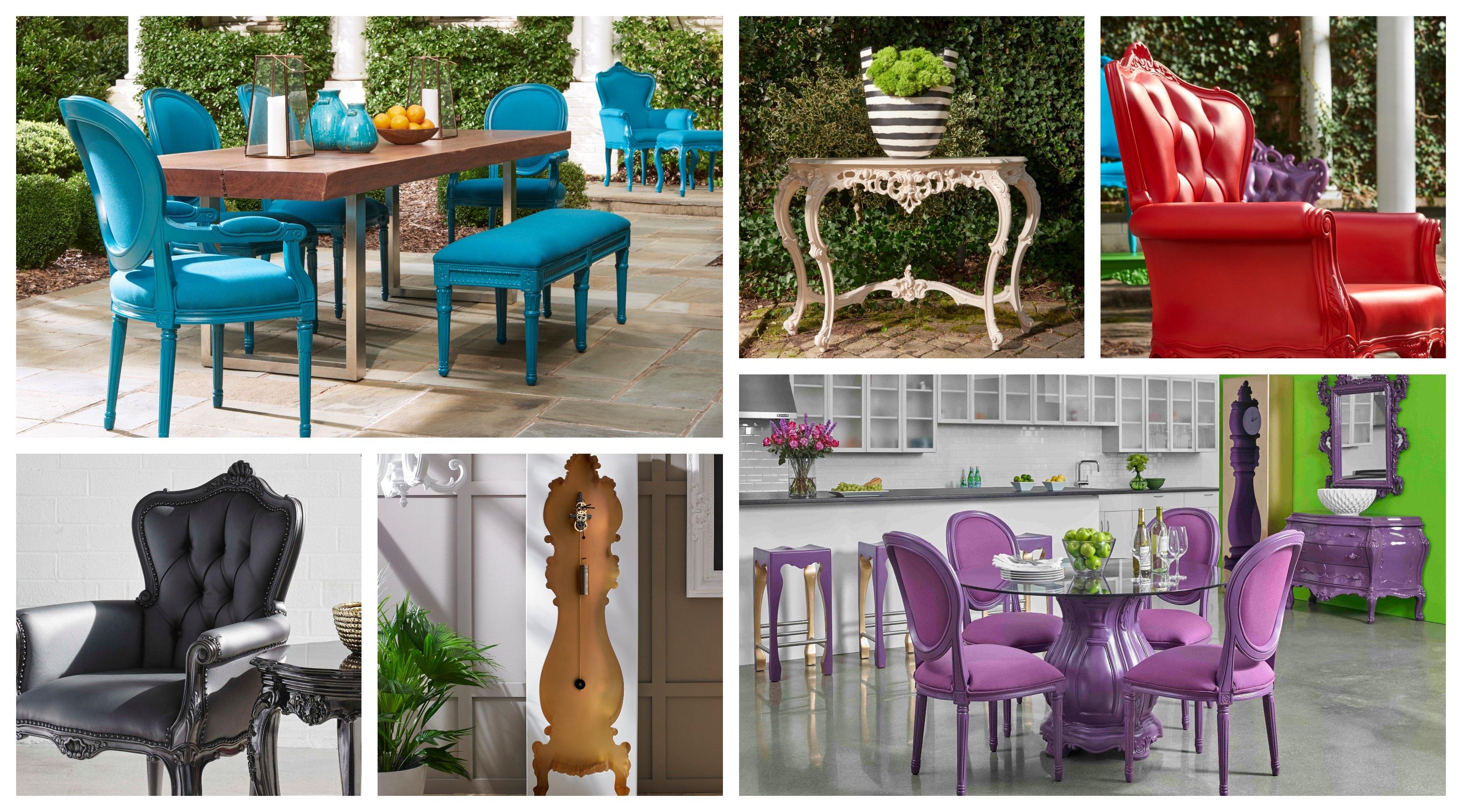 muebles de diseño para comedor1