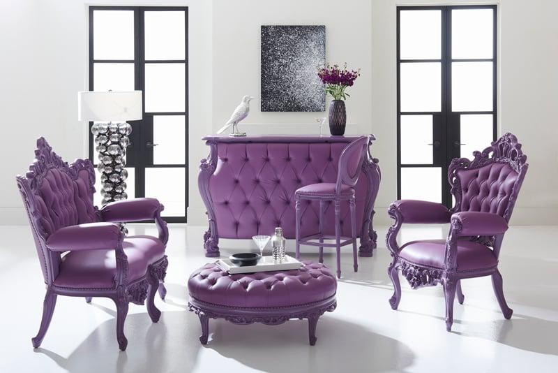 Muebles de diseño: objetos con una carga simbólica que pocos se imaginan