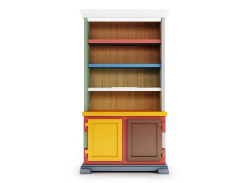 -Paper Cabinet Patchwork, de Studio Job